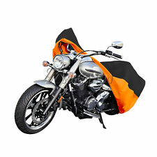 XXL Outdoor Motorcycle Cover For Harley Davidson XL Sportster 1200 Custom 883