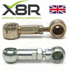 For Renault Clio 2 II / Campus Clutch Pedal Link Linkage Ball Joint Bar Rod Kit