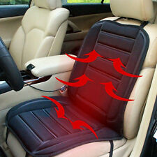 Car Heated Seat Cushion Cover Auto 12V Heating Heater Warmer Pad Winter Mat New
