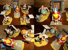 LOTTO HAPPY MEAL ASTERIX 2002 SERIE COMPLETA NUOVA