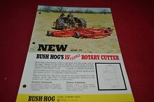 Bush Hog 315 Rotary Cutter Dealer's Brochure YABE10