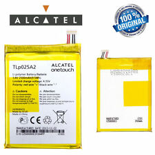 BATTERIA ORIGINALE ALCATEL 2500MAH PER ONE TOUCH POP C9 OT 7047 7047D TLp025A2