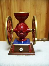 Enterprise early # 3/2 wheel Coffee Grinder/Very good cond./Recently refurbished