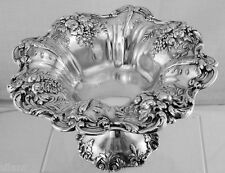 FRANCIS I  by Reed and Barton   All Sterling Silver COMPOTE, OLD,  No Mono