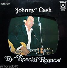JOHNNY CASH By Special Request LP / Die-cut Cover