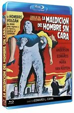 CURSE OF THE FACELESS MAN (1958) **Blu Ray B** Richard Anderson,