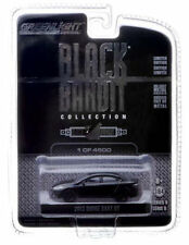 GREENLIGHT COLLECTIBLES 1:64 SCALE DIECAST METAL BLACK BANDIT 2013 DODGE DART GT