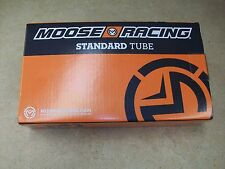 "MOOSE RACING MOTORCYCLE MX REAR TIRE TUBE 100/90-19 19"" INCH KTM SX SUZUKI RM"