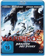Warbirds - Drachen des Todes ( Actionfilm Blu-Ray Brian Krause, Tohoru Masamune