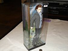 TWILIGHT EDWARD BARBIE COLLECTOR Doll NIB Pink Label