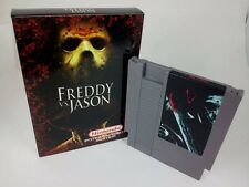 Freddy VS Jason - Fan Game Nintendo NES