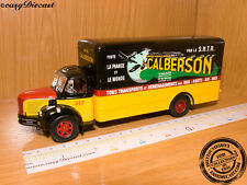 "BERLIET GLR ""CALBERSON"" 1:43 FRANCE FRENCH TRUCK 1956"