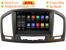 Android 5.1.1 Car DVD Player GPS For Opel / Vauxhall / Holden Insignia QUAD CORE