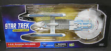 STAR TREK: U.S.S. EXCELSIOR NCC-2000 SHIP WITH SOUND FX & LIGHTS