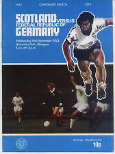14.11.1973 Schottland - Deutschland in Glasgow