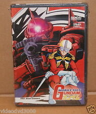 Mobile Suit Gundam: The Red Comet  Vol. 2 Dragon Ball Z Anime NEW (DVD, 2001)