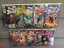 STAR BRAND (1986) #1-15 COMPLETE SET NEW UNIVERSE MARVEL COMICS