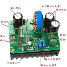 600W DC-DC 10-60V to 12V 36V 48V 80V Car Boost Converter Step-up Power Supply