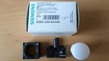 Siemens 3SB3 244-6AA60 Leuchtmelder/ Drucktaster