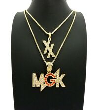 NEW ICED OUT MGK & EST 19xx CHAIN SET.