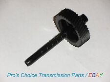 40 Tooth Black Speedometer Gear--Fits Turbo Hydramatic 350 / 350C Transmissions