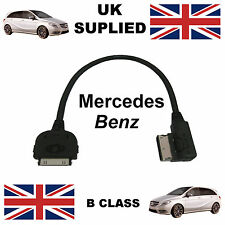 Mercedes Benz B CLASS MMI A0018279204 iPhone 3GS 4 4S iPod Cable replacement
