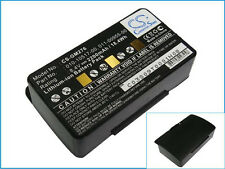 Battery for Garmin GPSMAP 276 276c 296 396 496 (2200mAh