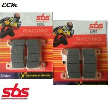 Honda CBR1000RR ABS 2013 Fireblade Front Brake Pads SBS 809RS Race Sinter