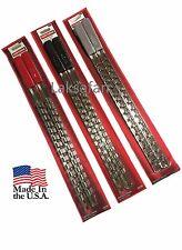 """Craftsman 6pc Socket Rack Rail Organizer Metric SAE 1/4 3/8 1/2"""" MADE IN USA"""
