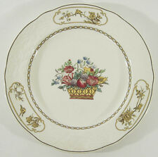 A Set of 12 Antique English Spode Copeland Porcelain China Dessert Plates c.1920