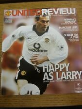 19/02/2003 Manchester United v Juventus [Champions League] . Thanks for viewing