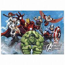 AVENGERS Schreibtischunterlage Unterlage Iron Man Hulk Thor Captain America neu