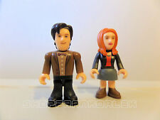 Doctor Who - 11th Undécimo Doctor y Amy Estanque (Personaje Edificio Figura de micro -)
