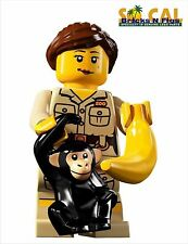 LEGO MINIFIGURES SERIES 5 8805 Zookeeper