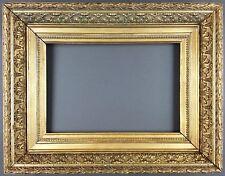 Ancien Cadre Format 28 cm x 19 cm Antique Frame Vintage Cornice Rahmen Marco