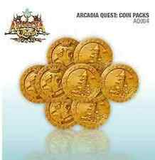 Arcadia Quest Coin Pack Game Accessory by Cool Mini Or Not COL AQ004