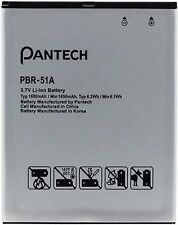 NEW OEM PANTECH PBR-51A PBR51A BATTERY FOR BURST P9070 AT&T 5HTB0133S0A