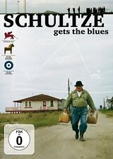 HORST/MÜLLER,KARL-FRED/WARMBRUNN,HARALD KRAUSE-SCHULTZE GETS THE BLUES DVD NEU