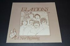 Elations~A New Beginning~Private Press LP~Indiana~Xian Christian~FAST SHIPPING