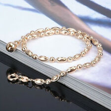 Stylish 18 k Gold Plated Anklet BB44
