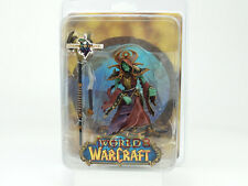 WOW World of Warcraft small size 3.5inches Undead Warlock Action Figures