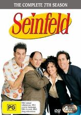 Seinfeld : Vol 6 (DVD, 2006, 4-Disc Set) Region 4