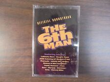 """NEW SEALED """"The 6th Man"""" Soundtrack  Cassette Tape       (G)"""