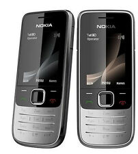 Original Unlocked Nokia 2730 classic Mobile Cell Phone MP3 GSM Black