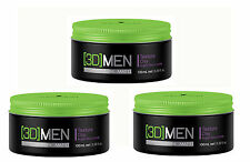 3x [3D] MENSION Styling Texture Clay 100ml Schwarzkopf