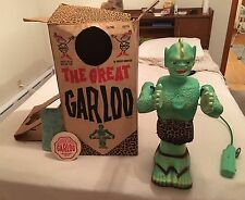 """Vintage Marx Great Garloo Robot Sci Fi Monster Remote control """"working"""""""