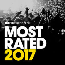 Various Artists - Defected Presents Most Rated 2017 / Various [New CD] UK - Impo