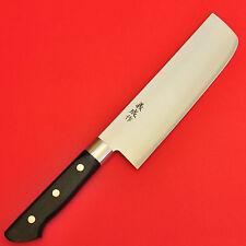 Couteau cuisine Japonais Nakiri Chef Japon Acier inoxydable manche résine 29cm