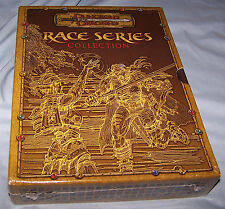 SEALED Dungeons & Dragons Race Series Collection Races of the Wild Stone Destiny