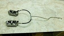 08 Triumph 1050 Speed Triple front brake calipers right left set